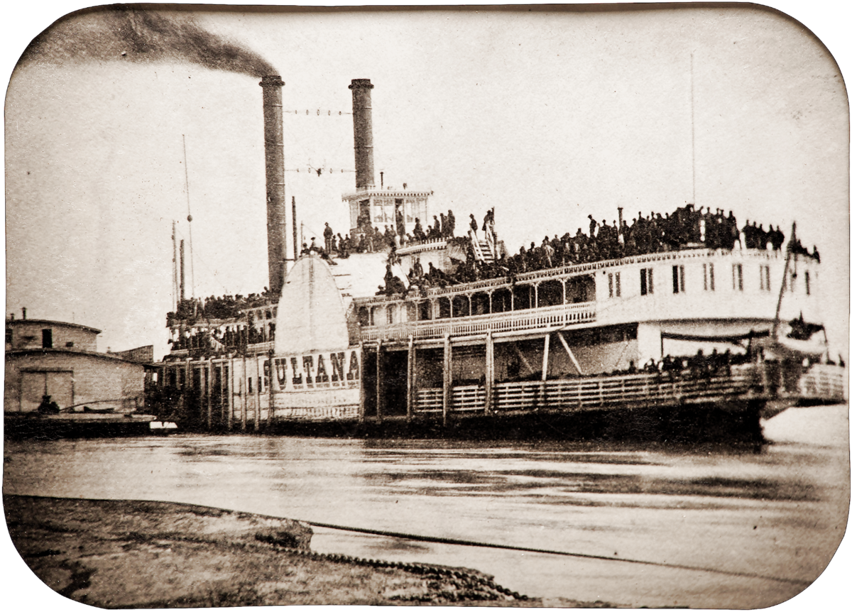 Steamboat SS Sultana